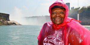 Celebrity Visits to Hornblower Niagara Cruises