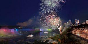 Civic Holiday in Niagara Falls