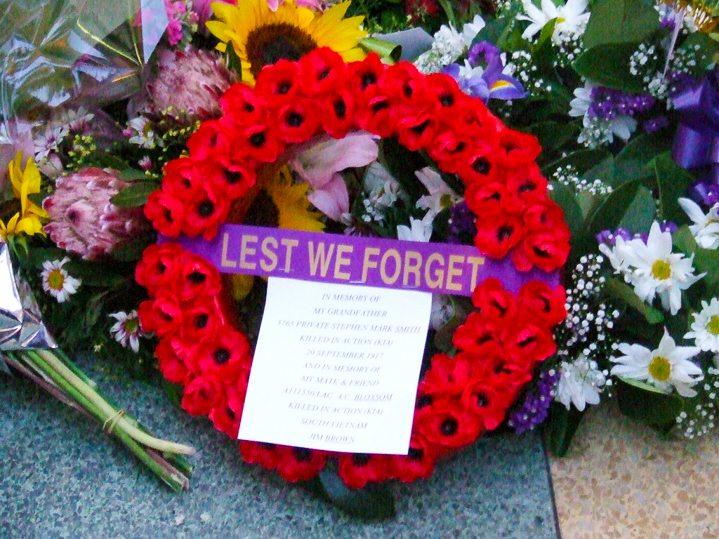 Remembrance Day Services Across Niagara