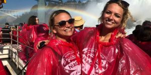 Travel Journalists Explore Niagara Falls
