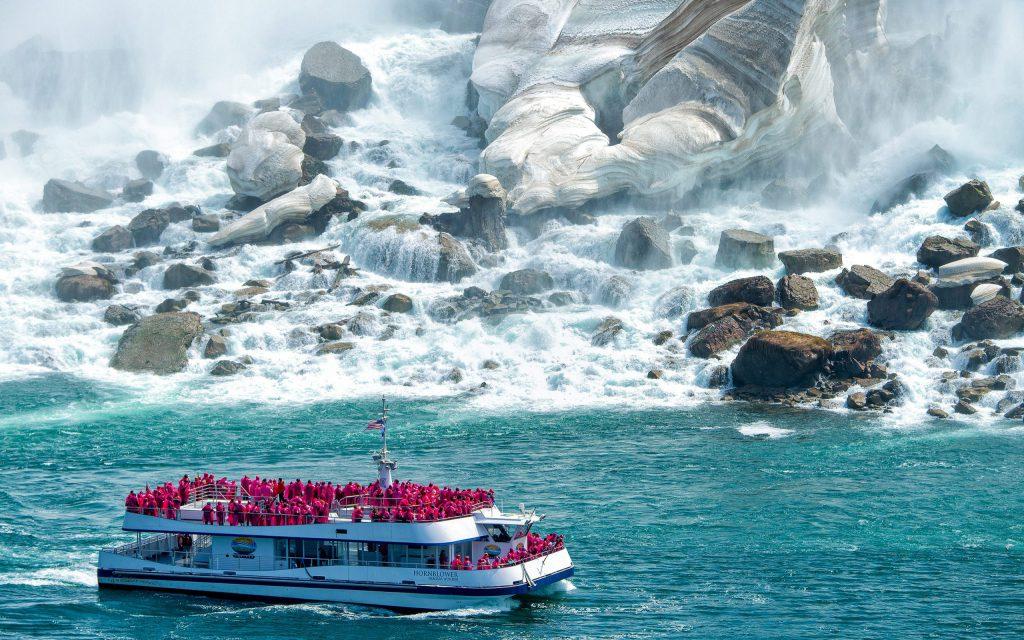 Niagara Falls Winter Wonderland