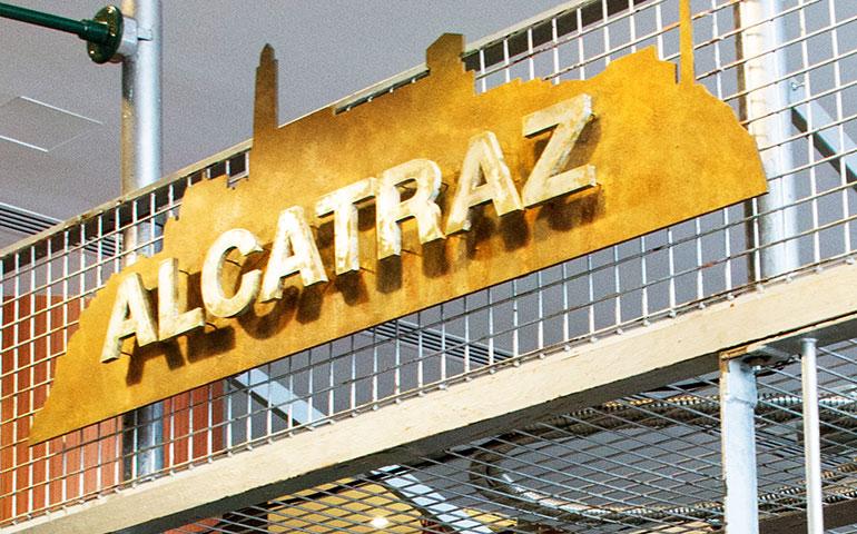 Alcatraz-Sign