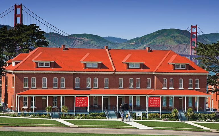walt disney museum california