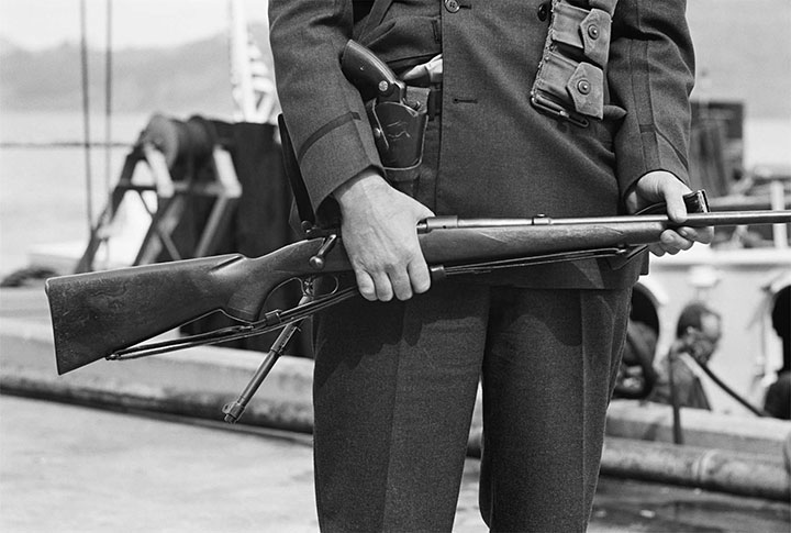 A-Prison-Guard-with-Gun