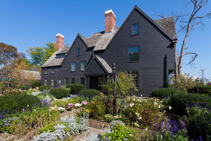 House in Salem
