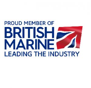 British Marine membership logo